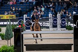 Chudyba Bronislav, SVK, Lester IX<br /> Stuttgart - German Masters 2018<br /> © Hippo Foto - Stefan Lafrentz