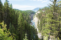 South Fork of the Flathead River, Montana.