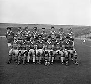 All Ireland Junior Football Final, Kerry v Wicklow.  Kerry Team..14.09.1969.