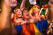 World Cup 2010: final Spain-Netherlands