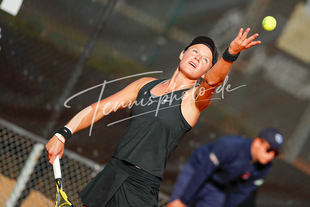 Anna Zaja (GER) - WTO Wiesbaden Tennis Open - ITF World Tennis Tour 80K, 22.9.2021, Wiesbaden (T2 Sport Health Club), Deutschland, Photo: Mathias Schulz