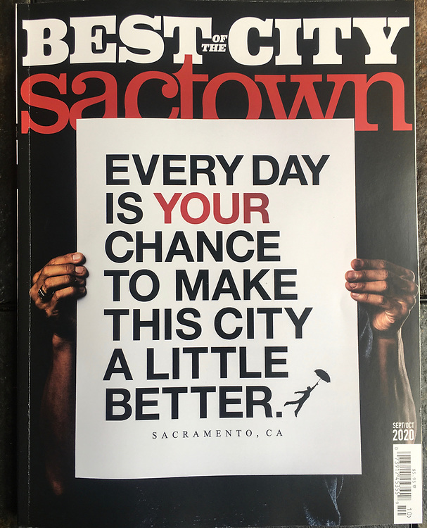 SacTown Magazine Sept/Oct 2020 issue.