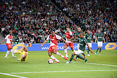 Saint Etienne vs Monaco 28 sep 2018