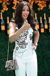 June 3, 2017 - Jersey City, NJ, USA - June 3, 2017 Jersey City, NJ..Freida Pinto attending the Veuve Cliquot Polo Classic at Liberty State Park on June 3, 2017 in Jersey City, NJ. (Credit Image: © Kristin Callahan/Ace Pictures via ZUMA Press)
