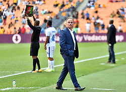 Chippa United fc head coach Vladislav Heric during the ABSA premiership at FNB stadium against Kaizer Chiefs.<br />Picture: Itumeleng English/African News Agency (ANA)<br />07.04.2018<br />Picture: Itumeleng English/African News Agency (ANA)