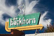 The Buckhorn Saloon, Petaluma, California