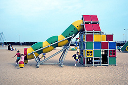 Playground Near Dieppe
