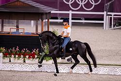 Gal Edward, NED, Glock's Total US<br /> Olympic Games Tokyo 2021<br /> © Hippo Foto - Dirk Caremans<br /> 21/07/2021
