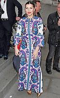 Grace Woodward, UN x WIE Awards Gala Dinner, Goldsmiths Hall, London UK, 27 April 2015, Photo By Brett D. Cove