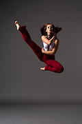 Dancer: Charley Osterberg, Photo by Nathan Sweet Photography