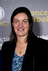 December 3, 2018 - Paris, France, France - Corinne Diacre - entraineur de l equipe de France Feminine (Credit Image: © Panoramic via ZUMA Press)