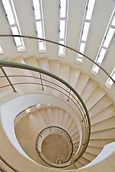 Staircase, Chiam & Vera Weizmann's Home