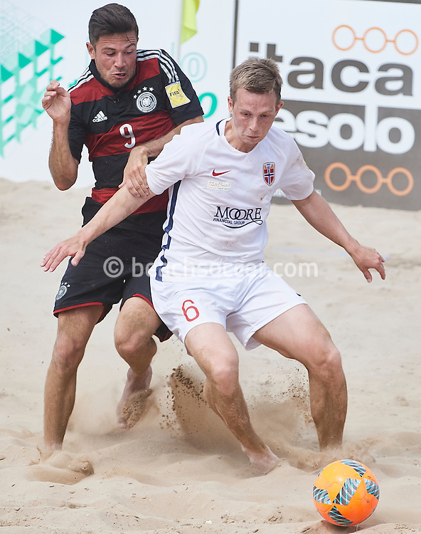 Jesolo, Italy - September, 02<br /> Fifa Beach Soccer World Cup Qualifier Europe Jesolo 2016 at Lido Jesolo on September 02, 2016 in Jesolo, Italy. (Photo by Lea Weil)