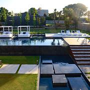 Modern garden 1160
