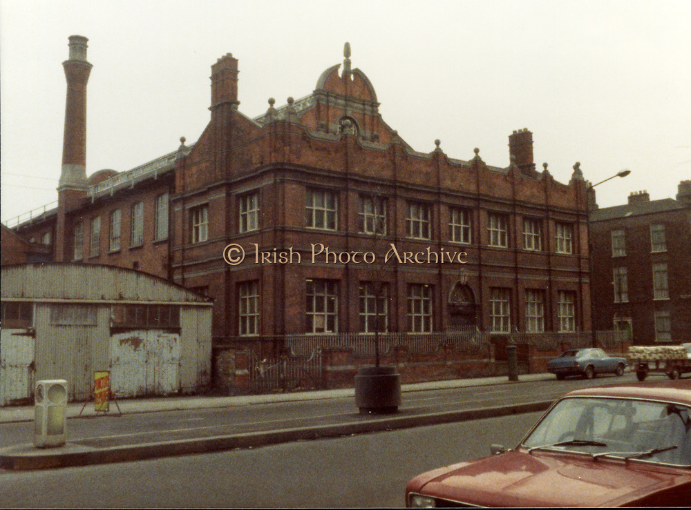 Old Dublin Amature Photos 1980s, Old Dublin Amature Photos March 1984 WITH, Amiens St, P&T Sorting Office, old house, 18 castle, avenue, Clontarf, protestant, church, bottom of Howth, rd, malahide rd, farmhouse, on hill, Old Dublin Amature Photos January 1983 WITH, <br /> Beggars Bush, Dolphins Barn Skerries, Sussex Rd, Leeson St,