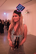 LUCINDA EDWARDS, Serpentine Gallery and Harrods host the Future Contempories Party 2016. Serpentine Sackler Gallery. London. 20 February 2016