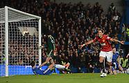 Chelsea v Manchester United 281012