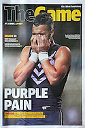 The Game lift-out<br /> West Australian newspaper