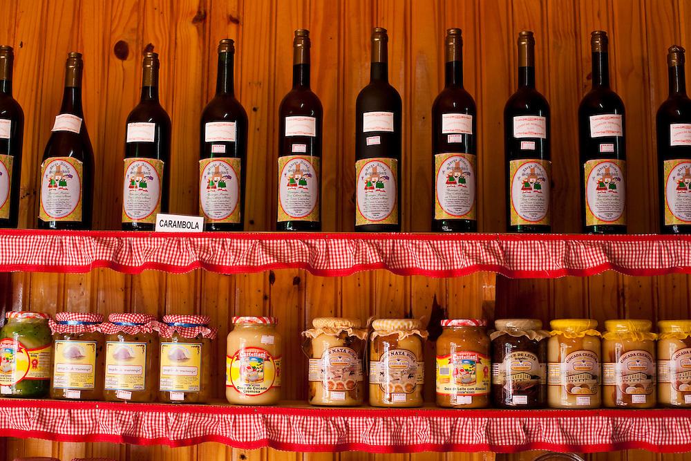 Domingos Martins_ES, Brasil...Detalhe de produtos tipicos da regiao de Domingos Martins...Typical products detail of Domingos Martins region...Foto: LEO DRUMOND / NITRO