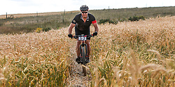 Craig Moir riding through the wheat fields during Stage 1 of the Cape Pioneer Trek, on 17th of October 2016<br /> <br /> <br /> Photo by: Oakpics/Cape Pioneer Trek/SPORTZPICS<br /> <br /> <br /> {dem16gst}
