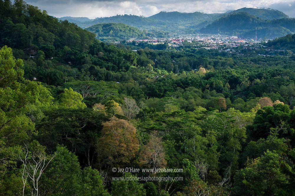 Bajawa, Flores, NTT, Indonesia.