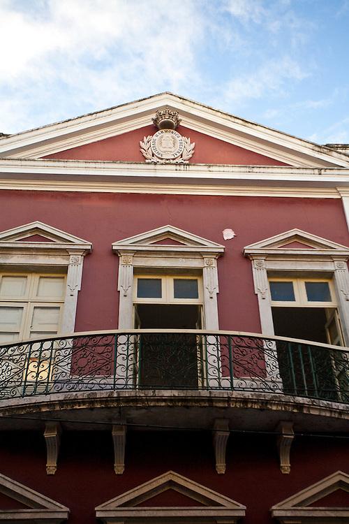 Recife_PE, Brasil..Na foto o Cine teatro Apolo em Recife, Pernambuco...In the photo the Cine teatro Apolo in Recife, Pernambuco...Foto: JOAO MARCOS ROSA / NITRO