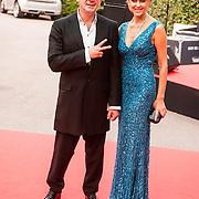 MON/Monaco/20140527 -World Music Awards 2014, Grigory Leps en partner .....,