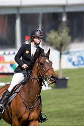 Van De Rijt Teddy, (NED), Zazou<br /> Nederlands kampioenschap springen - Mierlo 2016<br /> © Hippo Foto - Dirk Caremans<br /> 21/04/16