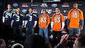 UFC 169 Media Day
