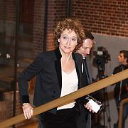 NLD/Amsterdam/20160210 - gasten arriveren bij Correspondents' Dinner 2016, Dominique van Heijden