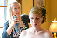 9/8/12 2:26:16 PM - Buckingham, PA.. -- Lindsay & Greg - September 8, 2012 in Buckingham, Pennsylvania. -- (Photo by William Thomas Cain/Cain Images)