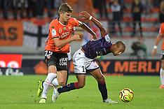 Lorient vs Clermont - 21 September 2018
