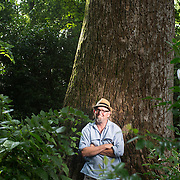 Owner of Heartwood Tree Service and tree advocate in Charlotte, NC