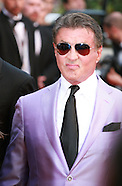 The Expendables 3 red carpet Cannes Film Festival