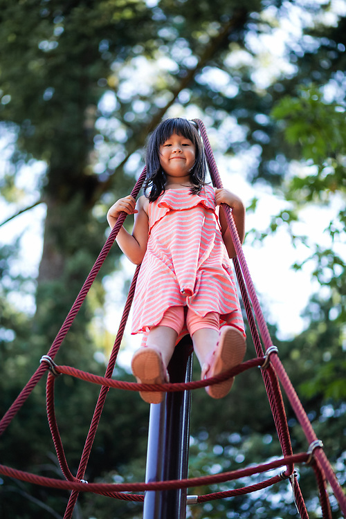 City of Tualatin Recreation Program summer camp, August 2019. Photo by Jason Quigley.