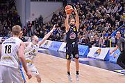 Giuseppe Poeta<br /> Vanoli Cremona - Fiat Auxilium Torino<br /> Lega Basket Serie A 2016/2017<br /> Cremona, 12/02/2017<br /> Foto Ciamillo-Castoria