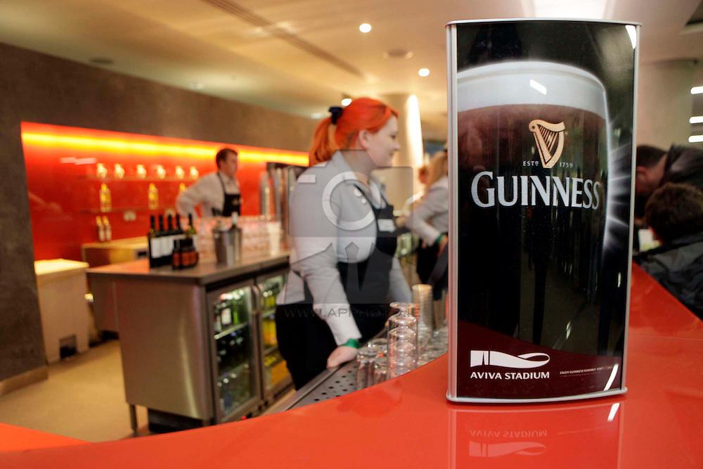 Ireland v New Zealand at the Aviva Stadium Dublin. Pic Andres Poveda