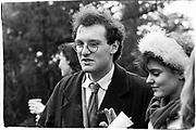 Paul Newman.Honor Sharpe. May morning1983© Copyright Photograph by Dafydd Jones 66 Stockwell Park Rd. London SW9 0DA Tel 020 7733 0108 www.dafjones.com