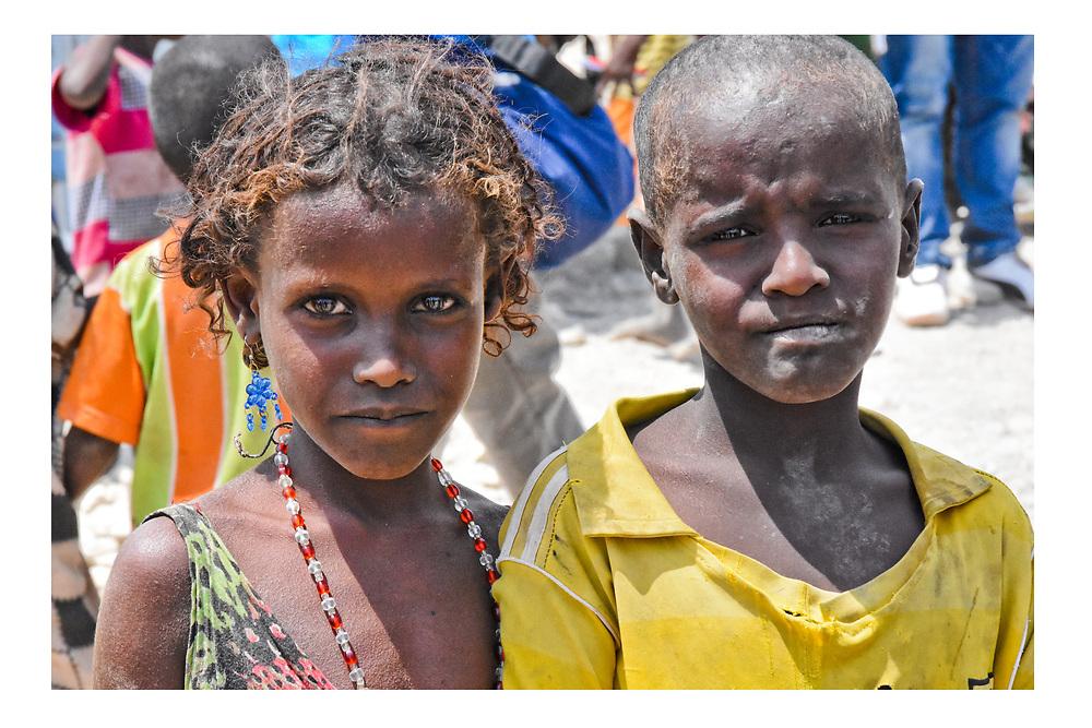 Old Souls in Asaita Refugee Camp, Afar, Ethiopia 2016