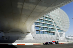11.11.2011, Yas-Marina-Circuit, Abu Dhabi, UAE, Grosser Preis von Abu Dhabi, im Bild Sebastian Vettel (GER), Red Bull Racing  // during the Formula One Championships 2011 Large price of Abu Dhabi held at the Yas-Marina-Circuit, 2011-11-11. EXPA Pictures © 2011, PhotoCredit: EXPA/ nph/ Dieter Mathis..***** ATTENTION - OUT OF GER, CRO *****
