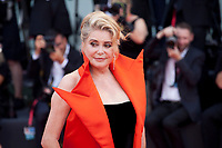 Actress Catherine Deneuve at the Opening Ceremony and gala screening of the film The Truth (La Vérité) at the 76th Venice Film Festival, Sala Grande on Wednesday 28th August 2019, Venice Lido, Italy.
