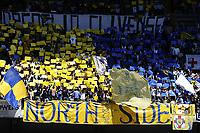 tifosi Chievo Verona Supporters <br /> Verona 10-05-2015 Stadio Bentegodi Football Calcio Serie A 2014/2015 Chievo Verona - Hellas Verona foto Daniele Buffa/Image Sport/Insidefoto