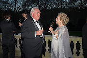 NICOLAS LIJINE; ANNA SOMERS COCKS, Professor Mikhail Piotrovsky Director of the State Hermitage Museum, St. Petersburg and <br /> Inna Bazhenova Founder of In Artibus and the new owner of the Art Newspaper worldwide<br /> host THE HERMITAGE FOUNDATION GALA BANQUET<br /> GALA DINNER <br /> Spencer House, St. James's Place, London<br /> 15 April 2015