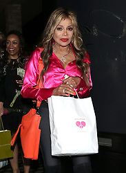 La Toya Jackson seen out and about in Los Angeles