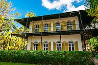 Hemingway House (Ernest Hemingway Home & Museum), Key West, Florida Keys, Florida USA