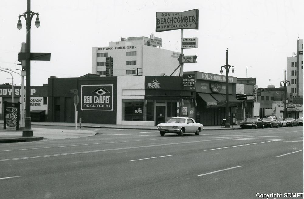 1973 Highland Ave. & Yucca St.