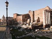 Forum of Augustus, Rome, Italy.