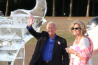Sir Terence Conran Elephant Parade and Auction held at the Royal Hospital Gardens, Chelsea, London, UK, 30 June 2010:  For piQtured Sales contact: Ian@Piqtured.com +44(0)791 626 2580 (Picture by Richard Goldschmidt/Piqtured)