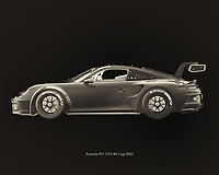 The most iconic Porsche model is by far the Porsche 911. More and more sophisticated models of the Porsche 911 have been made over time. With the RS, the 2021 racing version, Porsche has surpassed itself. The Porsche 911 GT-3 RS 2021 is therefore unrivalled in design and power. –<br /> -<br /> BUY THIS PRINT AT<br /> <br /> FINE ART AMERICA<br /> ENGLISH<br /> https://janke.pixels.com/featured/4-porsche-911-gt-3-rs-2021-jan-keteleer.html<br /> <br /> WADM / OH MY PRINTS<br /> DUTCH / FRENCH / GERMAN<br /> https://www.werkaandemuur.nl/nl/shopwerk/Porsche-911-GT-3-RS-2021/788354/132?mediumId=15&size=70x55<br /> -<br /> -