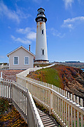 Pigeon Point Lighthouse, San Mateo County, California